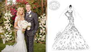 Christina El Moussa on Her 2-in-1 Wedding Dress: 'I Knew I Wanted it to Be Romantic' - News today