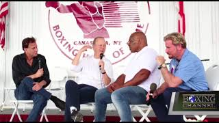 Mike Tyson on the Time he Bit Off the Ear of Evander Holyfield