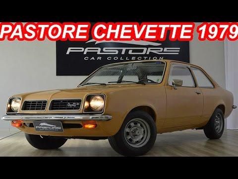 PASTORE Chevrolet Chevette 1979