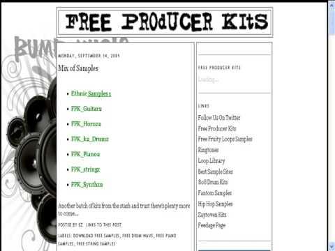 Download FREE Lil Jon Dr Dre Zaytoven Shawty Redd Kits