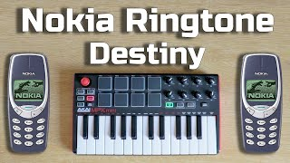 Download Mp3 Destiny - Nokia Ringtone  Cover