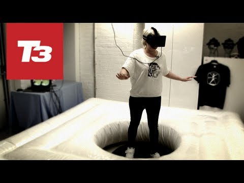 Oculus Rift, Virtual Reality @ Inition VR Gaming Showcase
