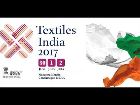 Exhibitors and traders complain of shoddy arrangements at Textiles India 2017