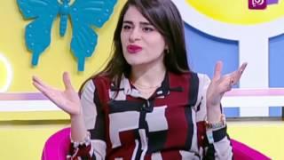 """وعد الخزاعي - حصولها على المركز الأول في مسابقة """"الشباب المبدع"""""""