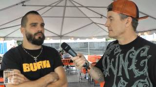 Interview with Jesse Leach of Killswitch Engage - Heavy T.O. August 12th, 2012