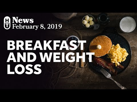 Eating Breakfast Doesn't Promote Weight Loss