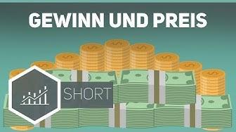 Gewinn und Preis im Monopol - Grundbegriffe der Wirtschaft ● Gehe auf SIMPLECLUB.DE/GO