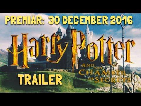 Harry Potter och Hemligheternas Kammare (2016) - TRAILER