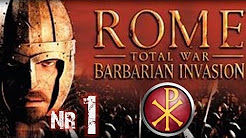 Let's Play: Rome Total War - Barbarian Invasion: Westrom