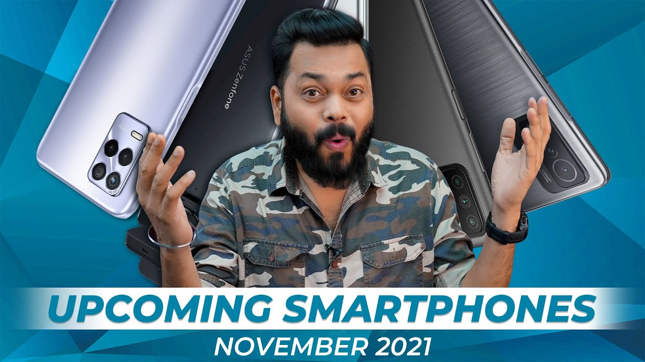 Download Top 10+ Best Upcoming Mobile Phone Launches ⚡ November 2021