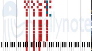 Lucky Man - The Verve [Sheet Music]