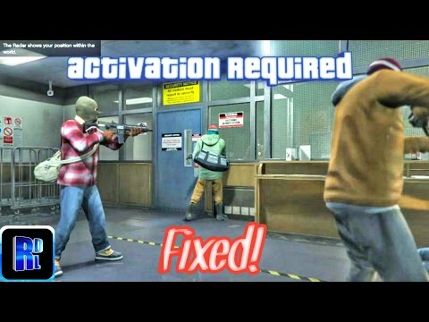 (Updated) Gta V Activation Required Fixed 100% With Reloaded Crack | Latest Patch 2018