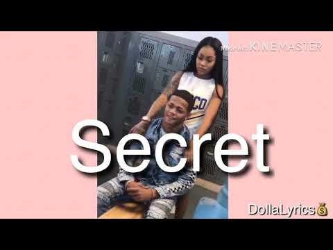Ann Marie - Secret ft. Yk Osiris (LYRICS)