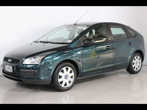 2006 ford focus 2 0 team hutchinson ford youtube. Black Bedroom Furniture Sets. Home Design Ideas