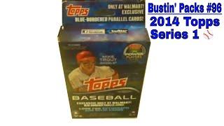 2014 Topps Baseball Series 1 Hanger Box