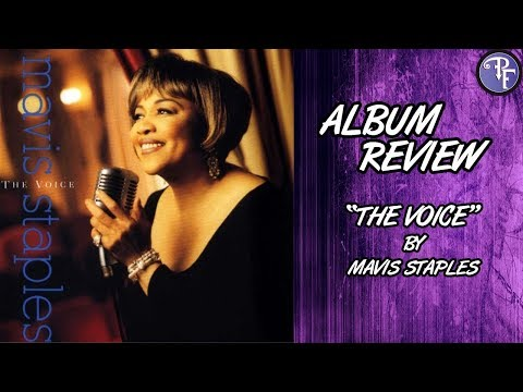 The Voice (1993) - Mavis Staples - Album Review - Graffiti Bridge Week