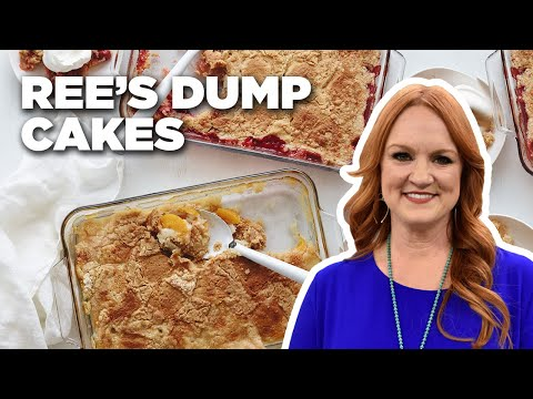 Dump Cakes 2 Ways with The Pioneer Woman | Food Network