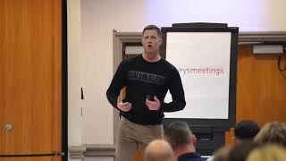 What controls your results  - Steven Green