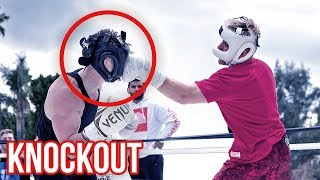 Jake Paul KNOCKED OUT Joe Weller.. (FULL FIGHT)