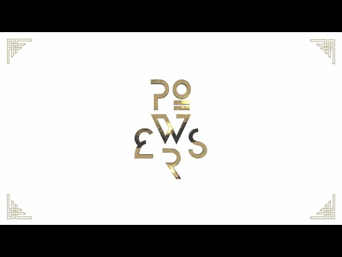 POWERS - Beat Of My Drum (Lyric Video)