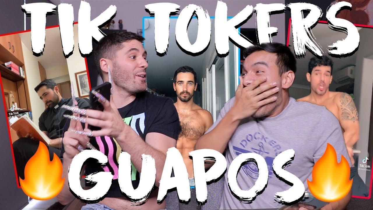 ¡LOS TIK TOKERS MÁS GUAPOS! 🔥 | Paco Del Mazo