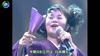 2002年の亜矢姫です。 三波春夫氏はじめ、沢山の方々にカバーされていま...