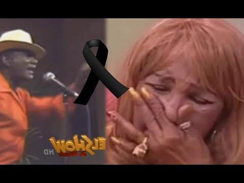 Fefita No Aguanta Las Lágrimas Al Enterarse De la Muerte del Maestro, Joseíto Mateo