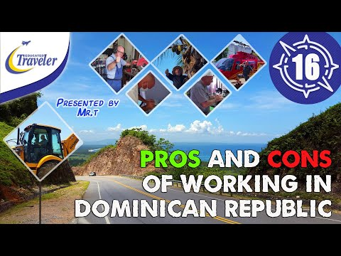 PROS and CONS of Working in Dominican Republic Starting Business Jobs Market Place
