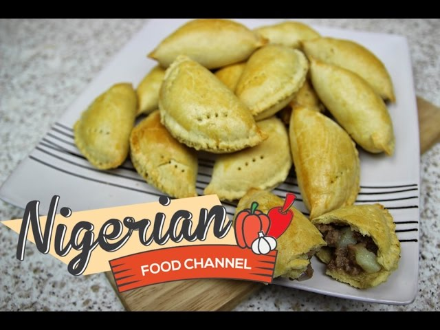 HOW TO MAKE NIGERIAN MEAT PIE   Nigerian Food Recipes