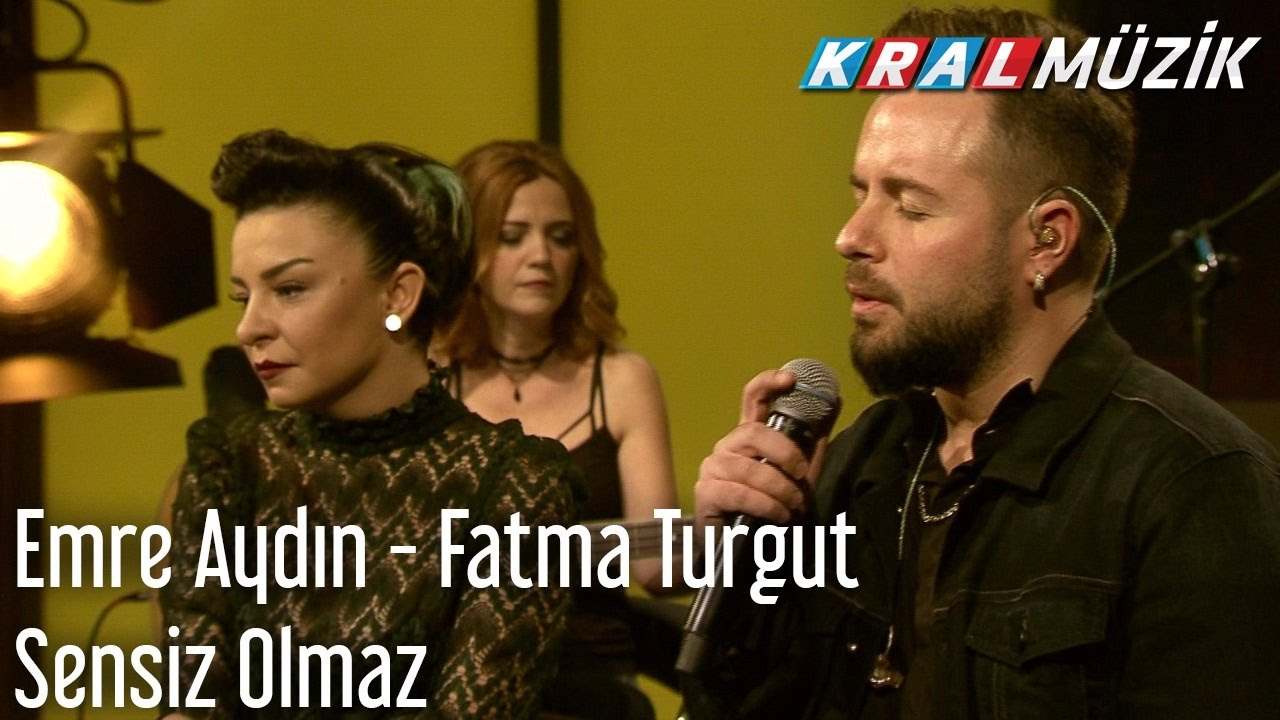 Kral Pop Akustik - Emre Aydın & Fatma Turgut - Sensiz Olmaz