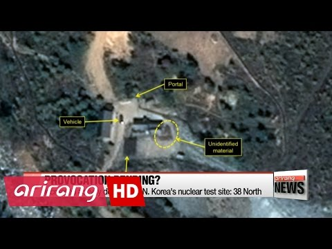EARLY EDITION 18:00 S. Korea, U.S. closely watching N. Korea's nuclear, missile sites amid extr