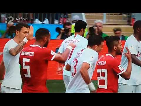 PORTUGAL vs MOROCCO (World cup 2018) PEPE