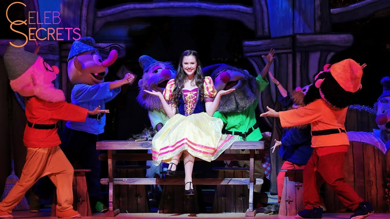 Inside A SNOW WHITE CHRISTMAS with Olivia Sanabia, Garrett Clayton