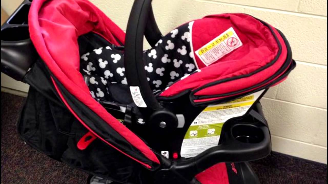 Review Disney Baby Amble Quad Travel System