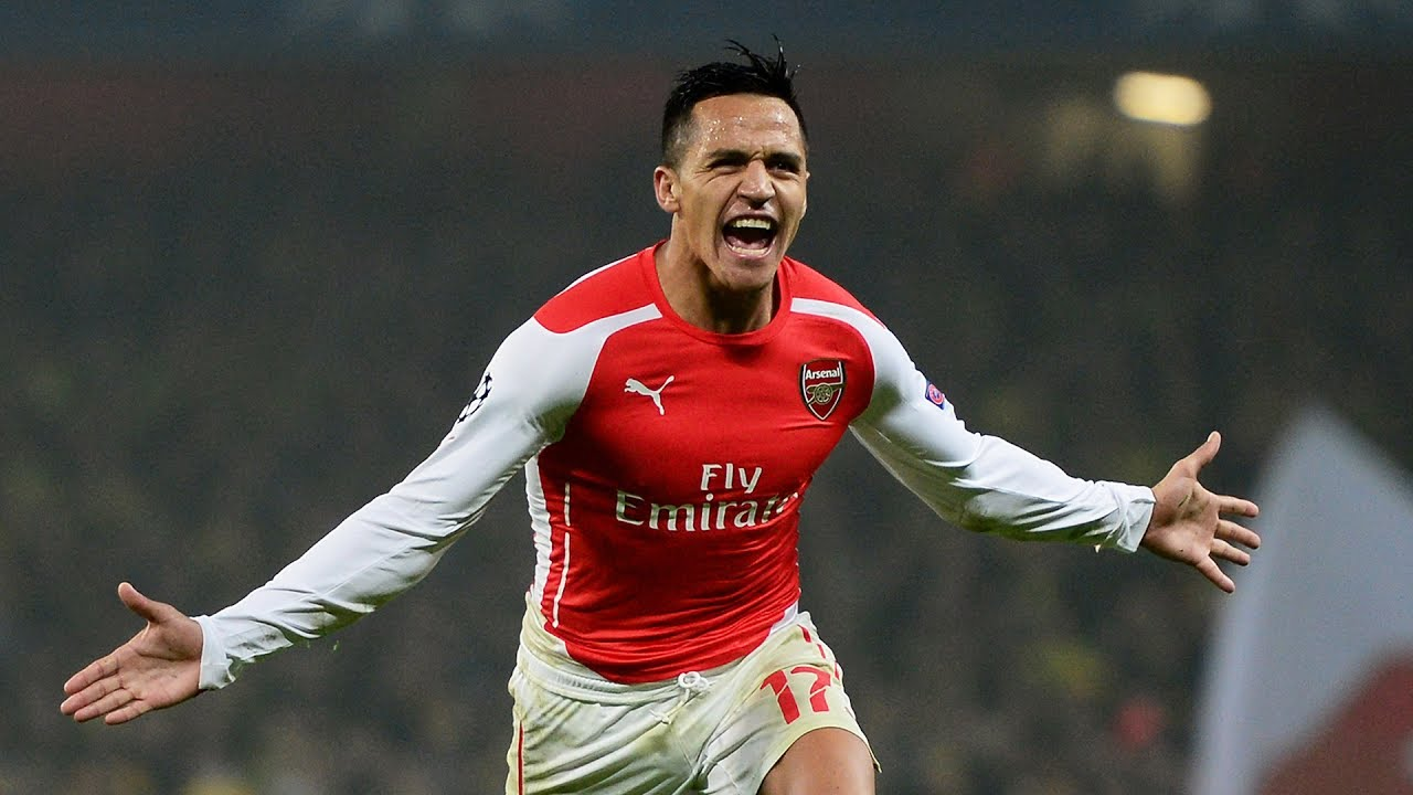 Alexis Sánchez - Skills ○ Dribbling ○ Goals | Arsenal 2015 HD ...