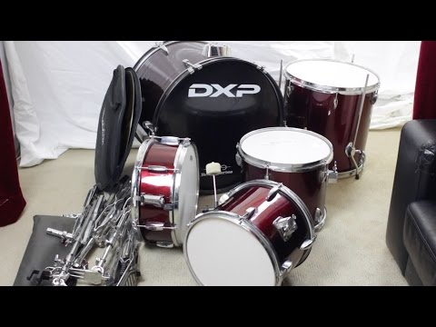 How To Make A Crappy Used $50 Drum Kit Sound Good