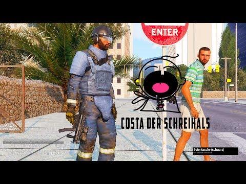 Costa Der Schreihals
