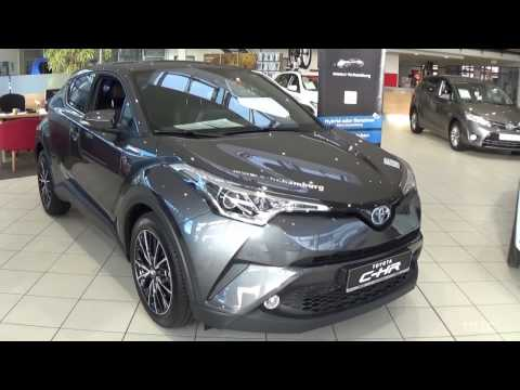 Cars: Toyota CH-R