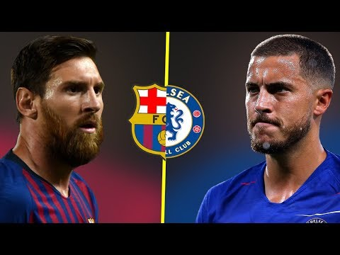 Eden Hazard VS Lionel Messi - Who Is The Best Nowadays? - Amazing Goals & Dribbling Skills - 2018