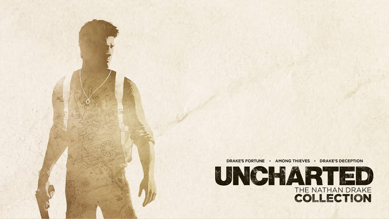 Uncharted The Nathan Drake Collection Intro Music Theme Main Menu Youtube