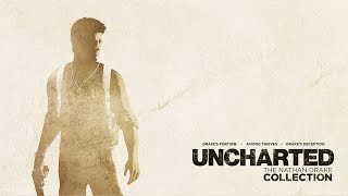 Uncharted: The Nathan Drake Collection - Intro Music Theme & Main Menu