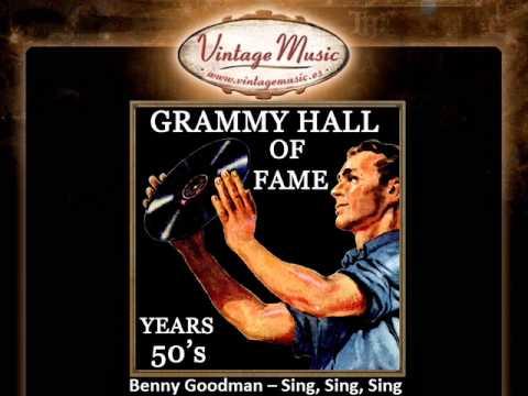 Benny Goodman -- Sing, Sing, Sing