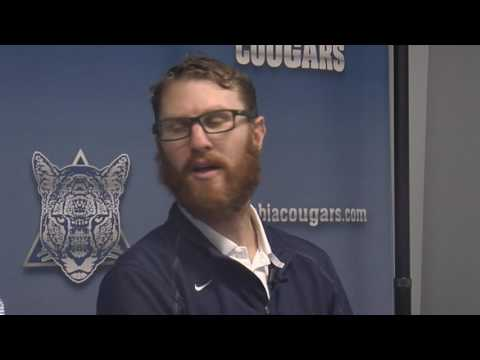Columbia Cougars Coaches Show - Head Men's and Women's Track