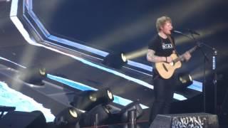 Ed Sheeran - Don't/New Man- o2 Arena 1/5/17