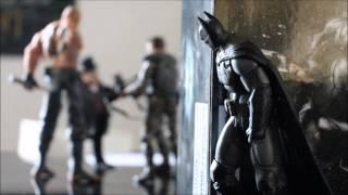 Batman Stop Motion (vs The Penguin) *HD*