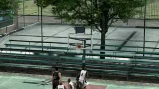 T-Mac plays streetball in NBA 2K9 part 1