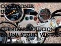 Suzuki Van Van RV 125, Como poner un cuentarrevoluciones