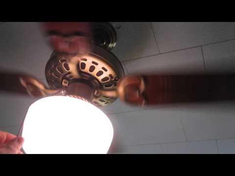 """42"""" Alaska Ceiling Fan Early 1980s"""