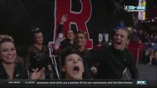 Lanie Snyder (Iowa) 2017 Bars Big 10 Championships 9.85