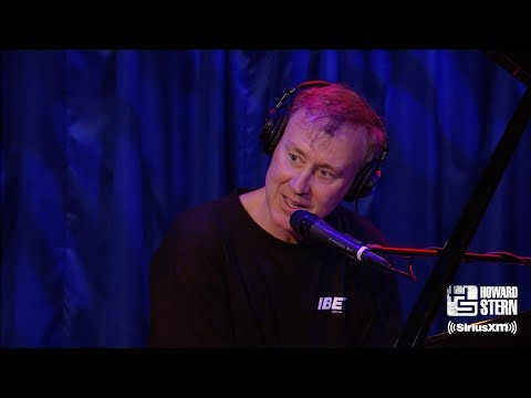 """Bruce Hornsby """"The Way It Is"""" on the Howard Stern Show in 2006"""